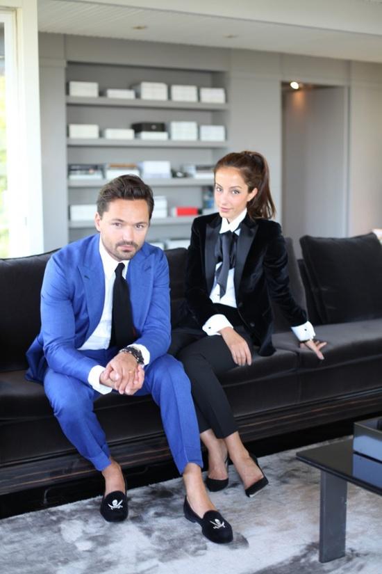 i love a stylish couple