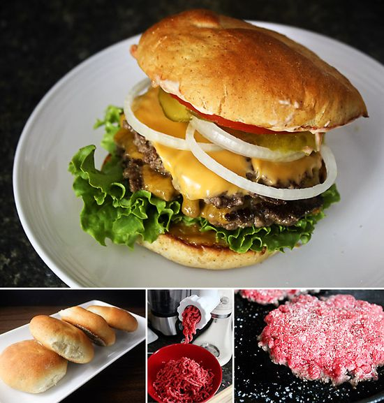 The From Away Burger