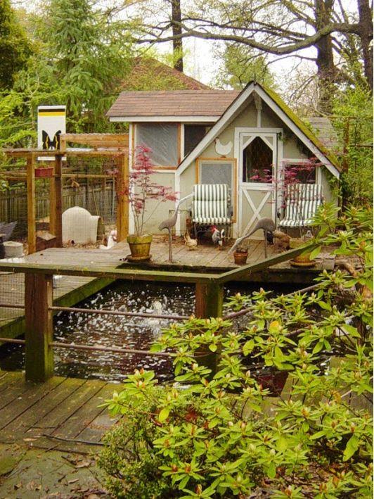 Backyard design - Home and Garden Design Idea's