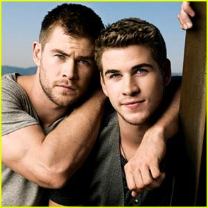 Hemsworth Brothers cuttest brothers ever