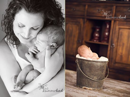 Six Tips and Tricks for On-Location Newborn Portrait Sessions