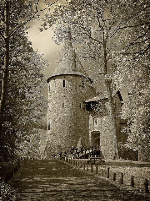 Castle Coch, Wales.