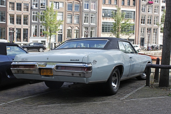 My First car - 1970 Buick LeSabre Sport Coupé Custom  -  Think of this in Silver