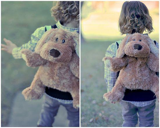Stuffed Animal to Backpack Tutorial