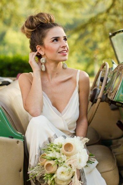 9 Boda Peinados para novias e invitadas