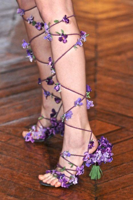 Cute fairy shoes!