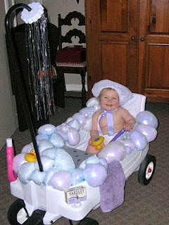 Cute DIY baby costumes