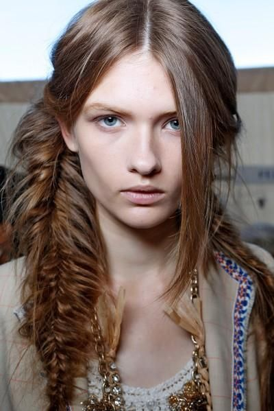 4 runway-approved hairstyles we're trying