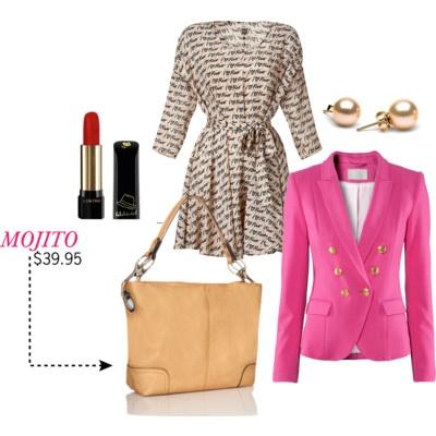 Mojito handbag #handbags