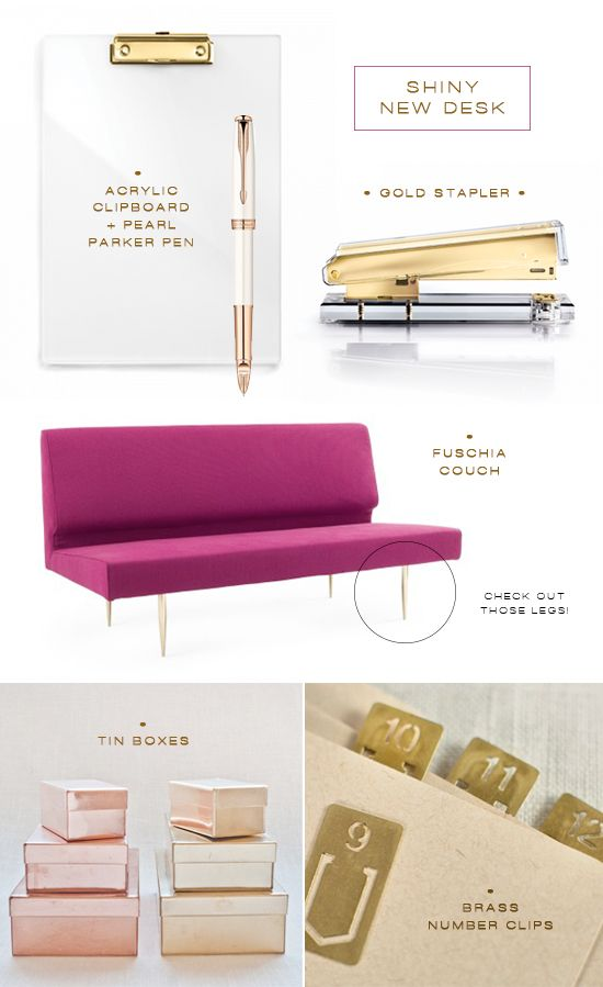 chic office supplies