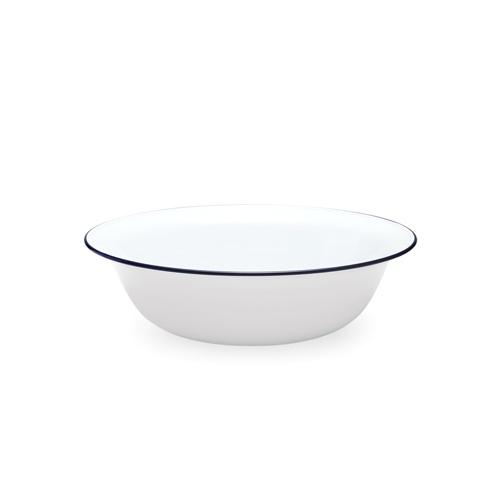 enamel mixing bowl