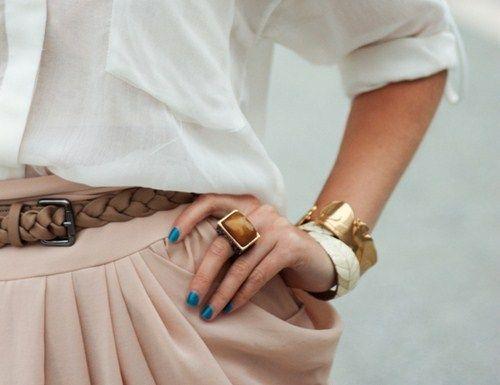 love the nail polish!