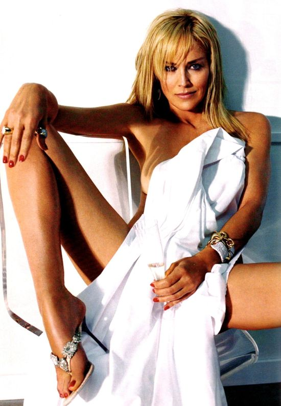 Sharon Stone #hot #celebrities #celebrity #sexy #women #movies #actresses