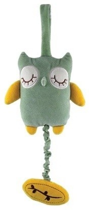 owlie baby toy