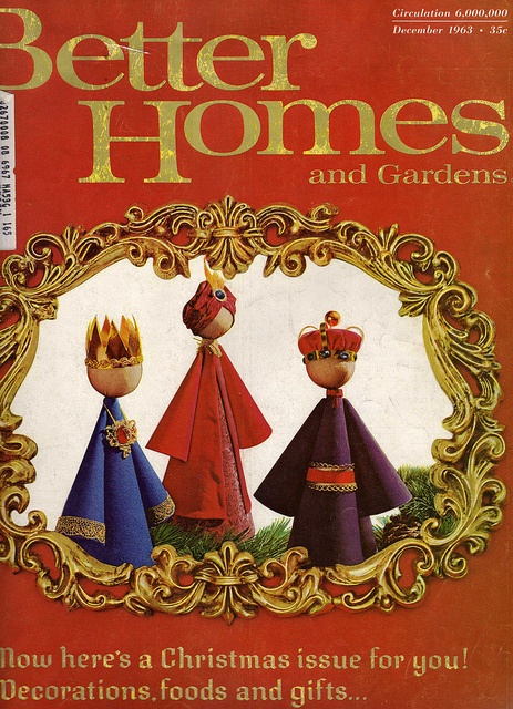 Better Homes and Gardens, 1963