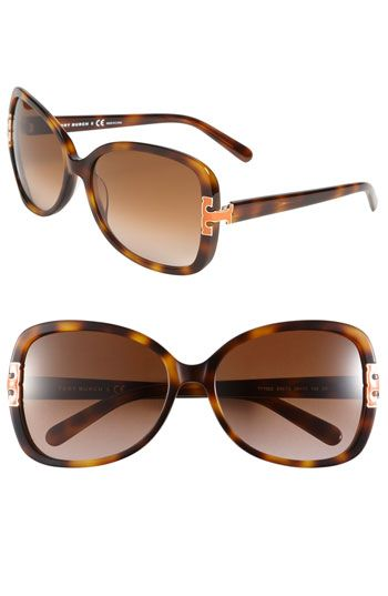 tory burch oversized sunglasses