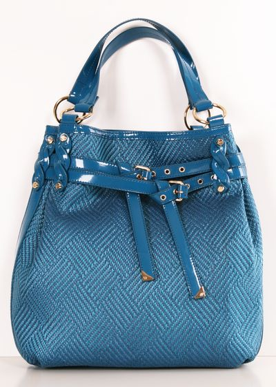 Beautiful Blue Handbag.