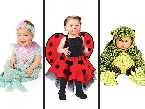 Cute baby costumes!!