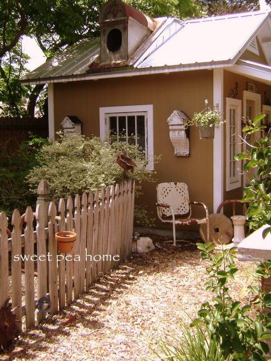 my garden cottage