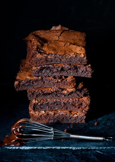 Brownies #food #desserty pinned for 6 layer s'more cookie recipe attached...