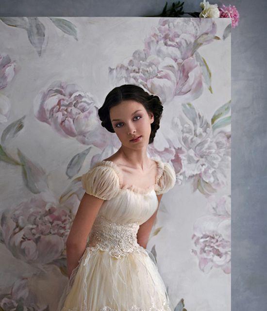 Pretty wedding dress...