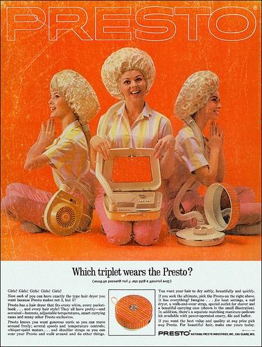 Which Triplet Wears the Presto? (1963)