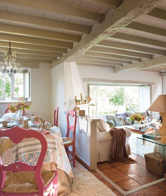 cottage cottage cottage!  Tiny feminine retreat.