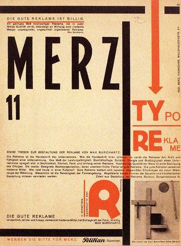 El Lissitzky, 1924  Constructivism and De Stijl