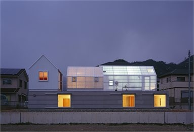 House in Yamasaki - #Hy?go, Japan - 2012 - TATO architects #architecture #japan #house