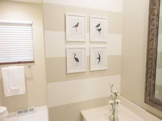 How To Makeover Your Bathroom On A Budget: GREAT tips!!!