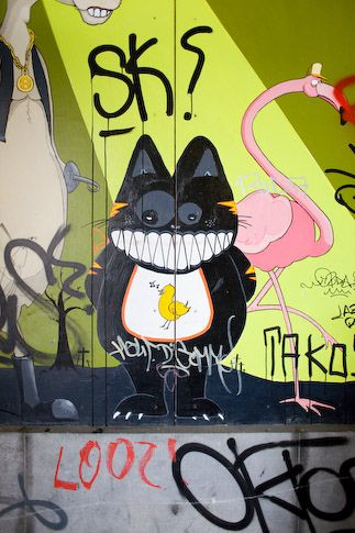 Cheshire Cat, Brussels