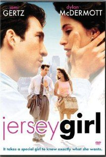 Jersey Girl Poster - Romantic Movies of the 90's