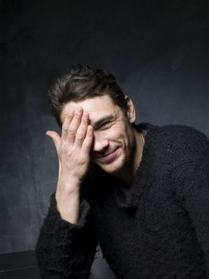 [James Franco]