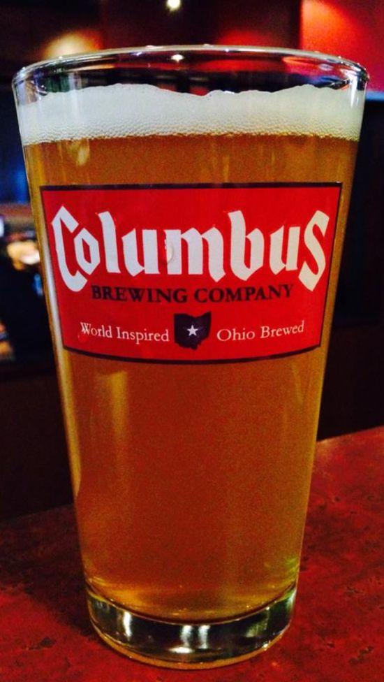 Columbus Brewing Company Columbus Ohio Great Beer Great Food