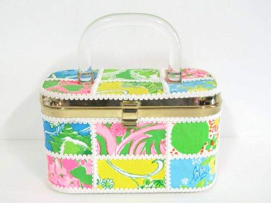 Lilly Pulitzer Vintage The Lilly Patchwork by FindingMEVintage $225.00