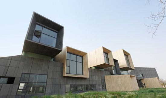 Xixi Wetland Art Village / Wang Weijen Architecture