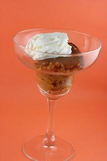 Pumpkin Pudding (crustless pumpkin pie)