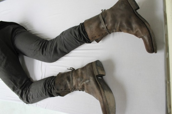 YOHAN SERFATY Y.PROJECT, SS13 BOOTS: gahhhhhh & other excited noises.