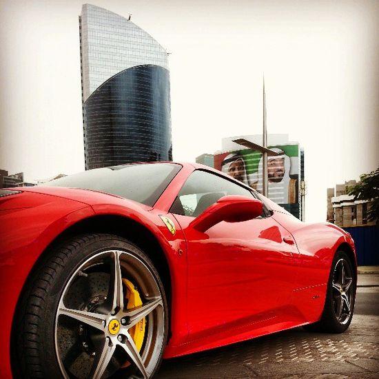 Ferrari 458 close up!