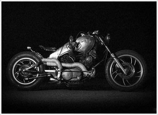 '82 Yamaha Virago XV920 - Pipeburn - Purveyors of Classic Motorcycles, Cafe Racers & Custom motorbikes