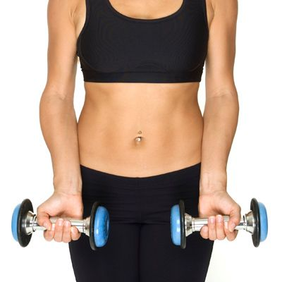 20 Tips to Get Toned Arms Faster: Eliminate arm flab and sculpt rock-star arms and shoulders.