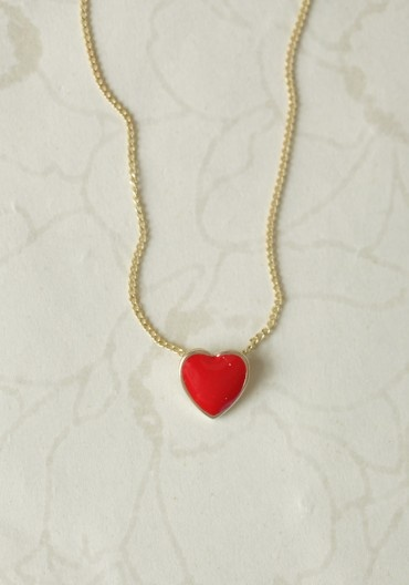 This Love Heart Necklace