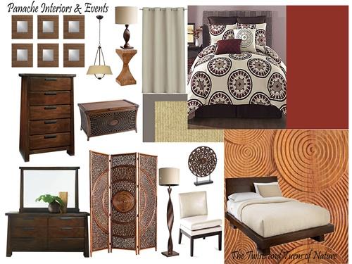 Panache Design Bedroom - February 2012