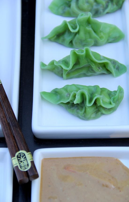 #Vegan Dumplings #healthy #food