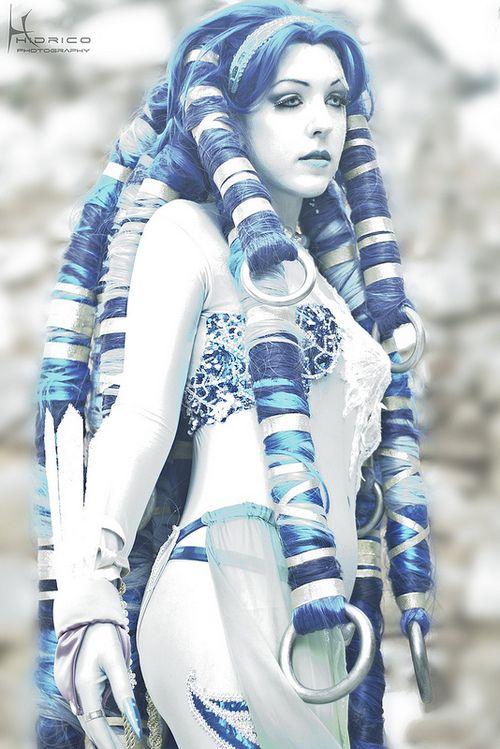 Shiva cosplay