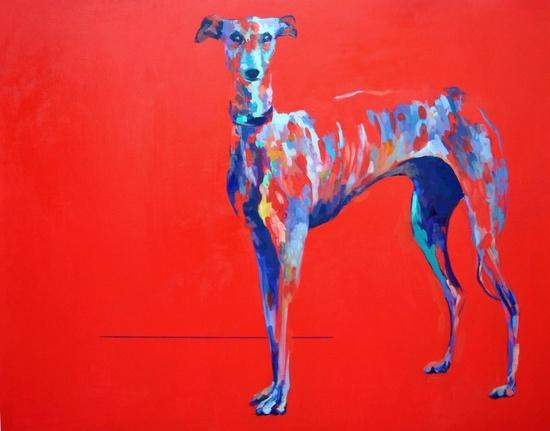 I love greyhounds.