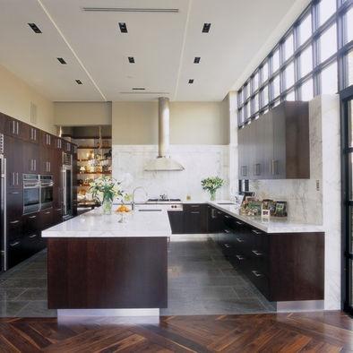 Directional Wood Floor Design