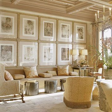 Living Room Luxury
