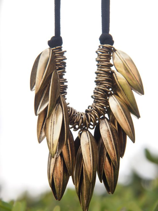 #tribal #necklace