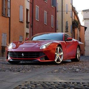 Gorgeous Ferrari